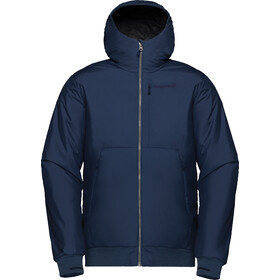 Norrøna Røldal Insulated Hood Jacket Men indigo night